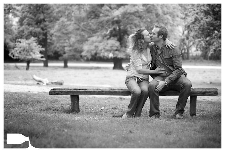 Wedding photography richmond park