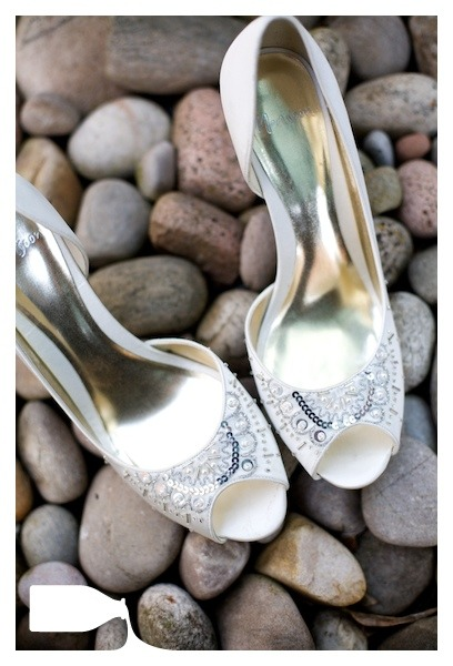 wedding photography bedford wedding shoes