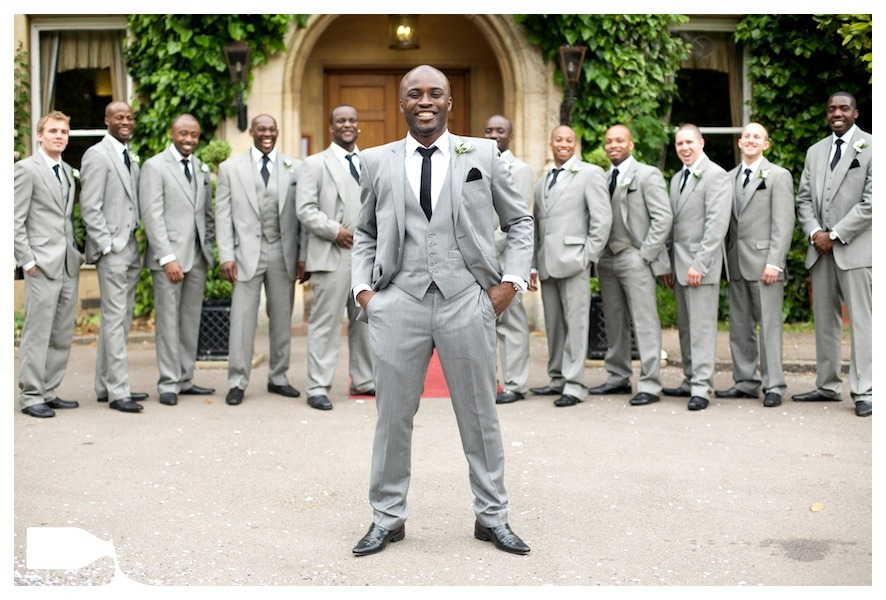 wedding photography bedford wedding ushers