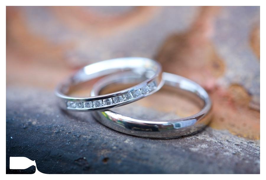 wedding photographers wedding rings photograph