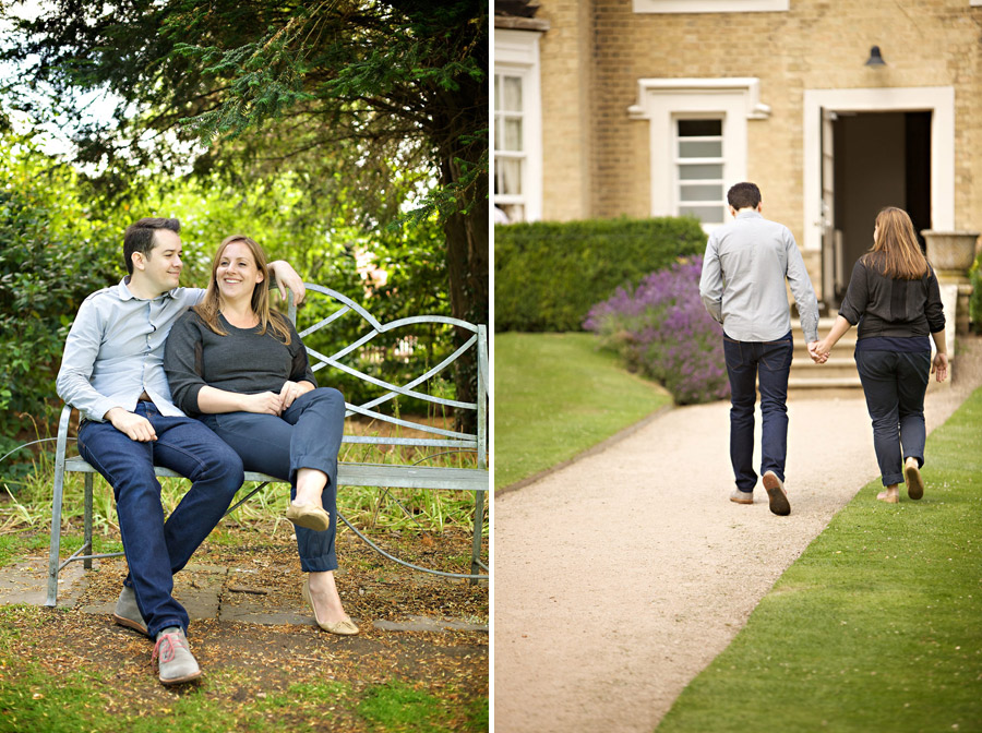 Wimpole Hall Pre wedding photography