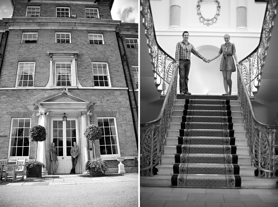 Wedding photography Brocket Hall