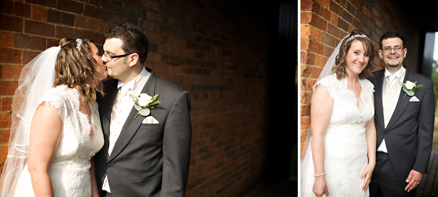 Wedding photographer Offley Place