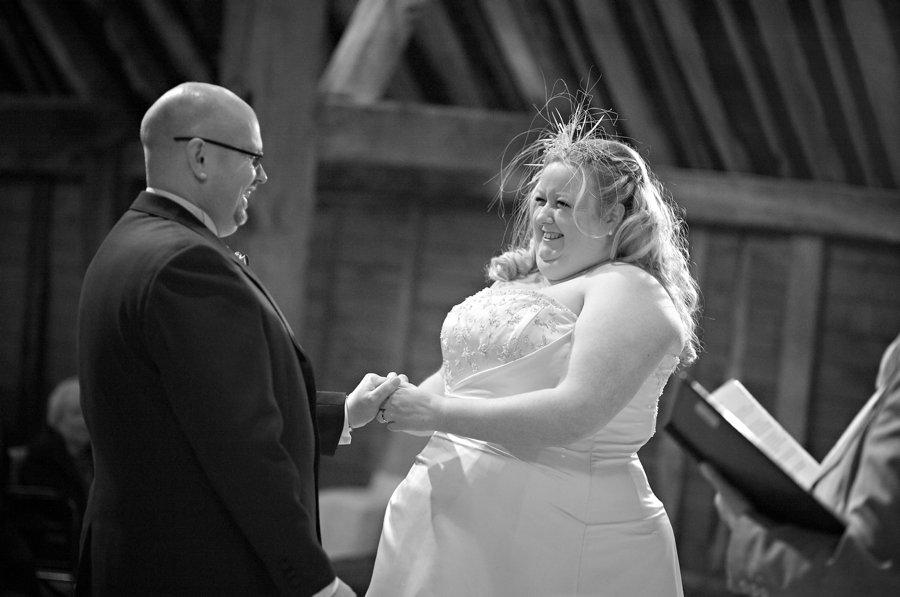 wedding photography priory barns