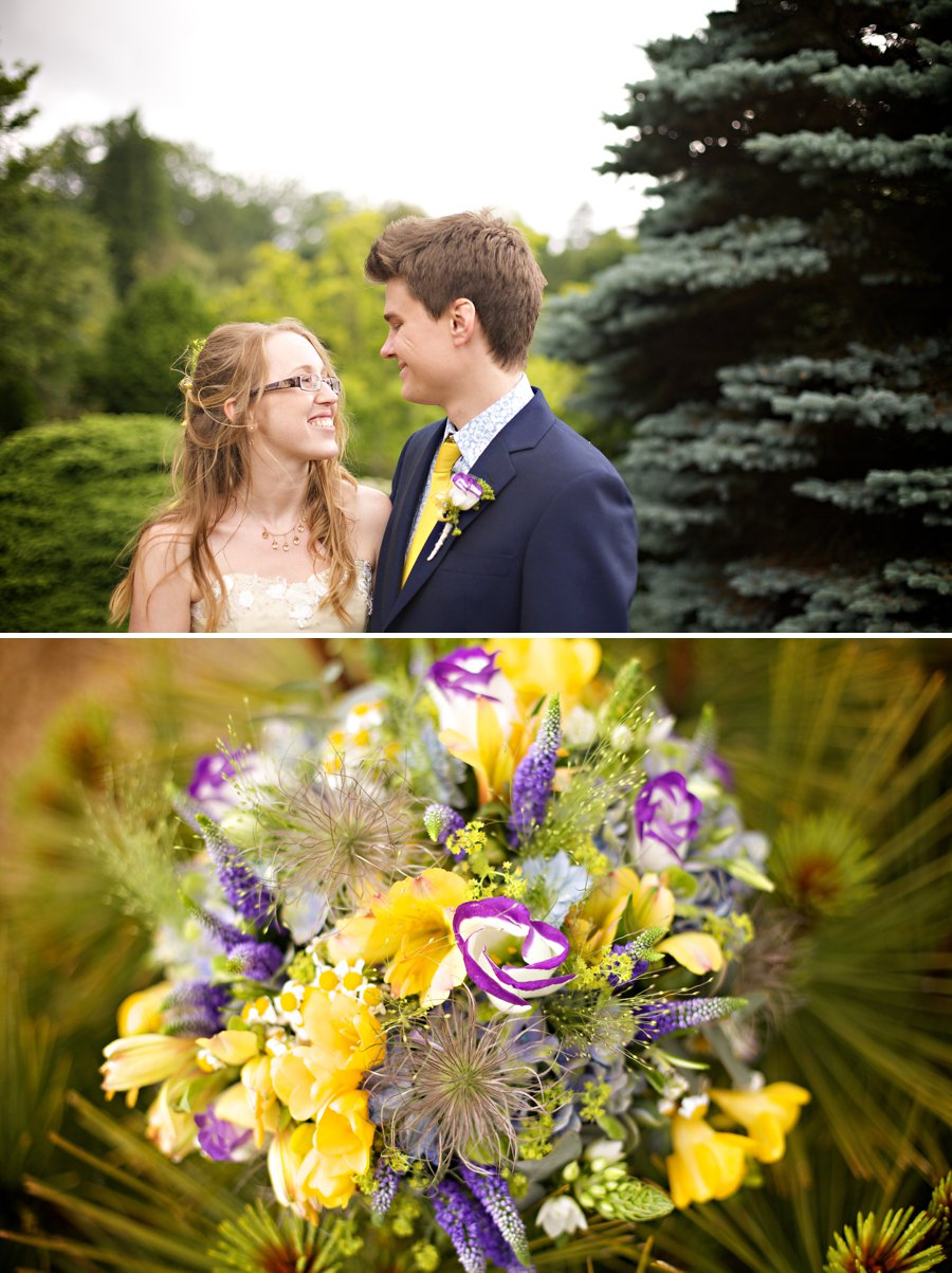 Sir Harold Hilliers Gardens Wedding Photographer (38)