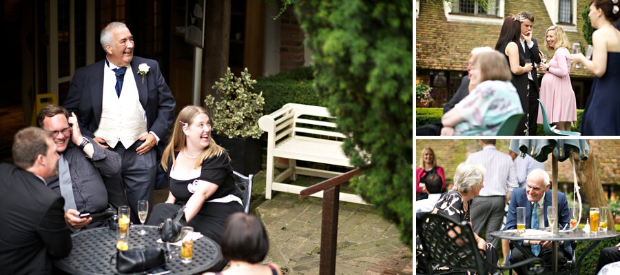 The Swan Lavenham Wedding Photography  (33)