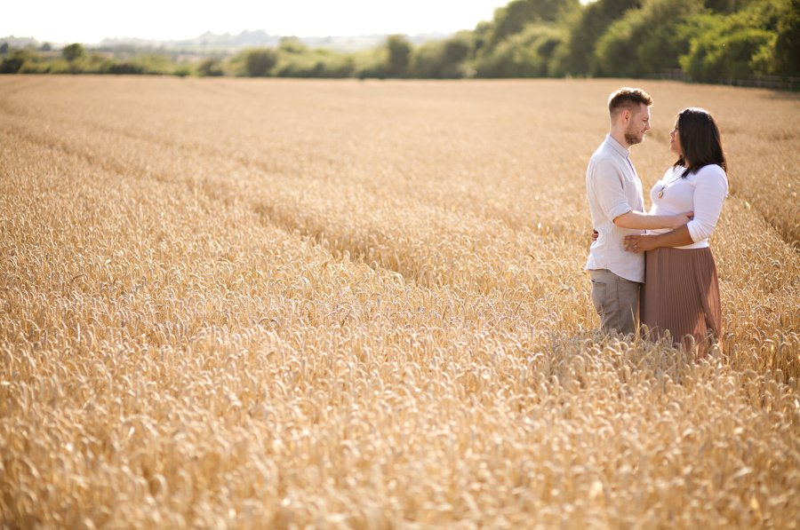 lavender field pre wedding photography (2)