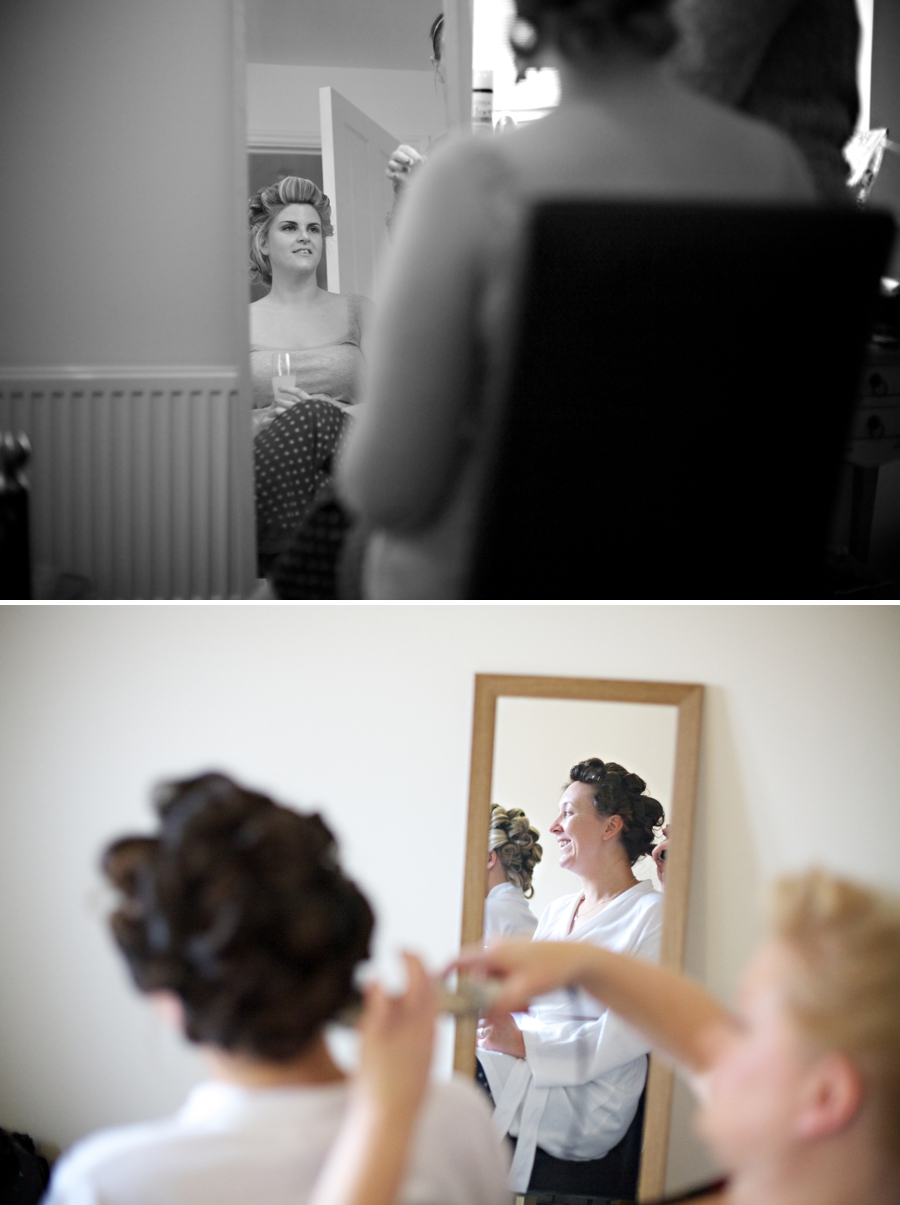 priory barns wedding photography