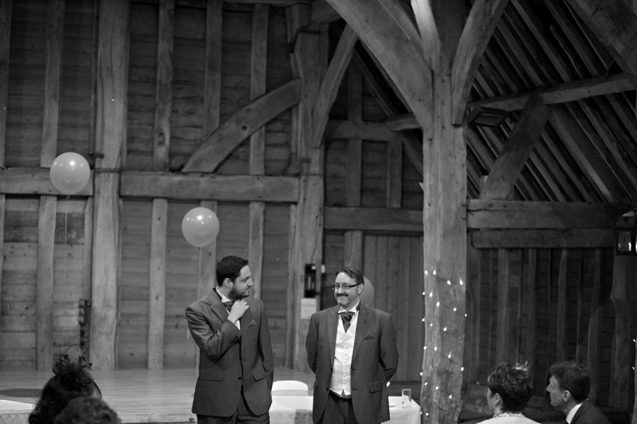 wedding photographer priory barns