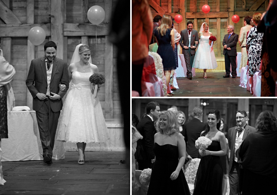wedding photographers priory barns