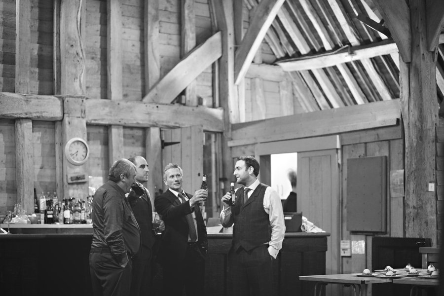 barn wedding photography