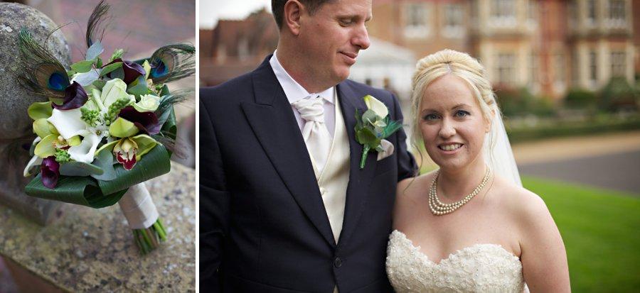 wedding photographer pendly manor