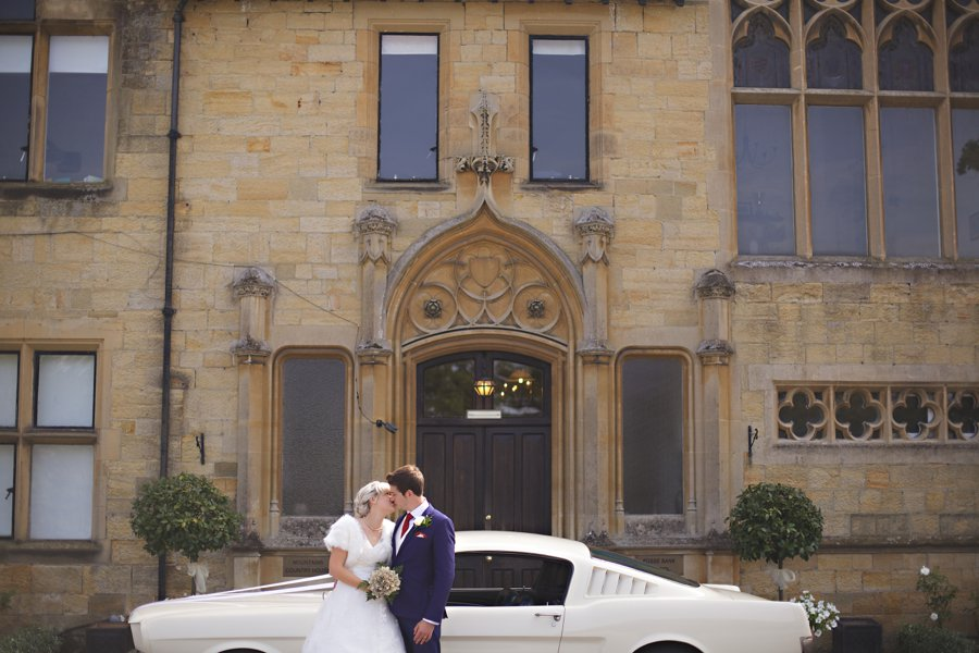 ford-mustang-wedding-car