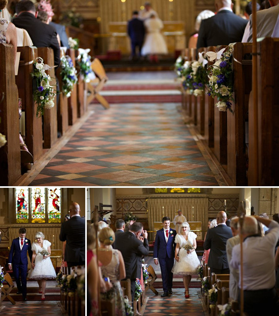 traditional church wedding photographer
