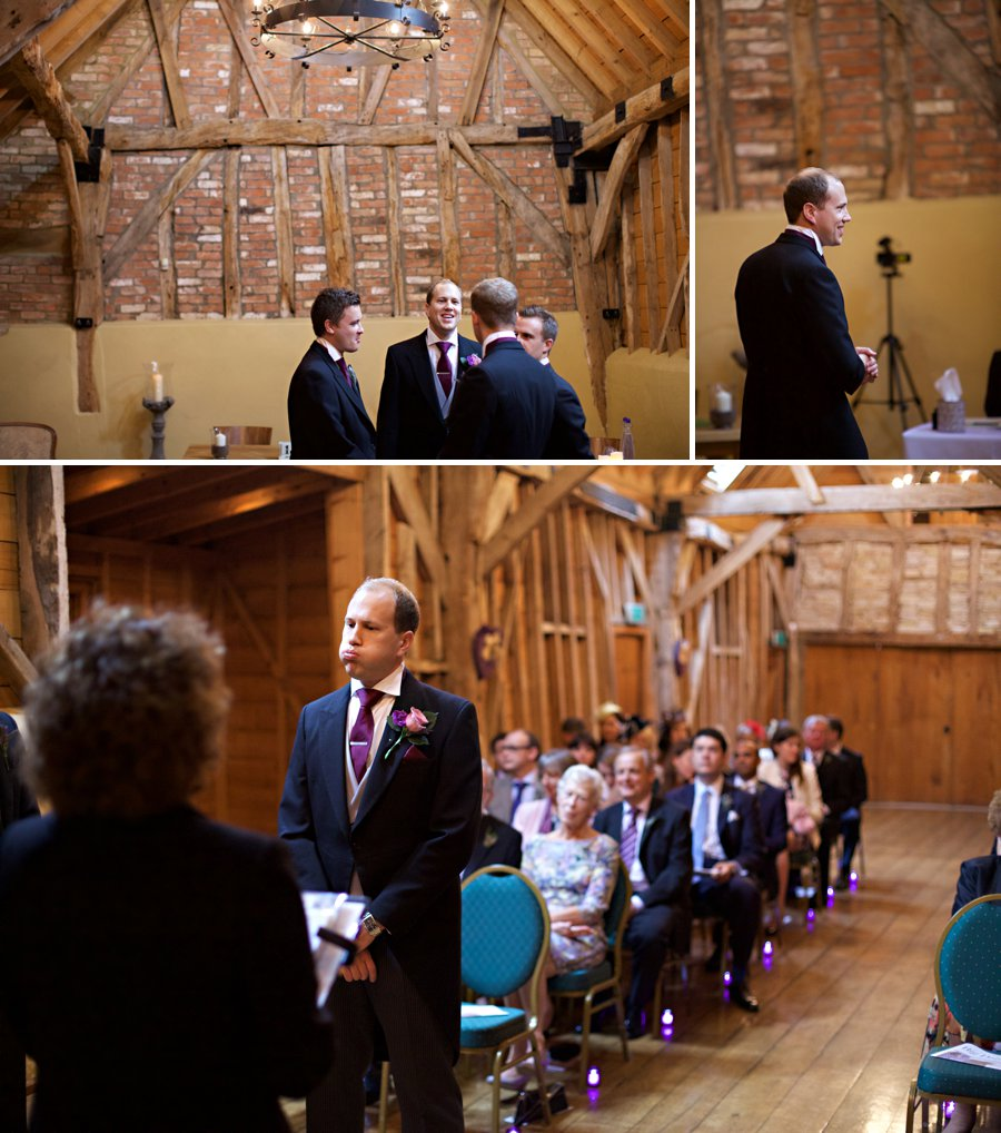 wedding bassmead manor barns