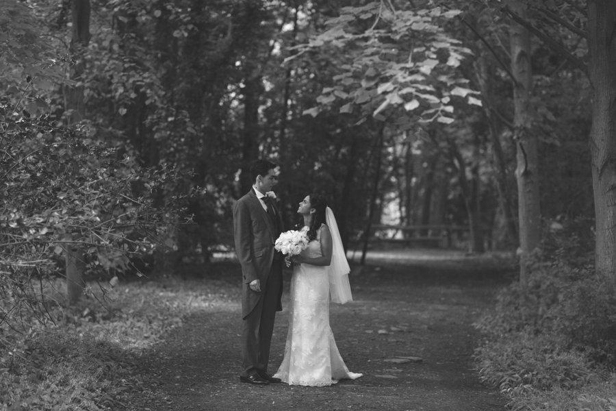 st Thomas of Canterbury church wedding photographer