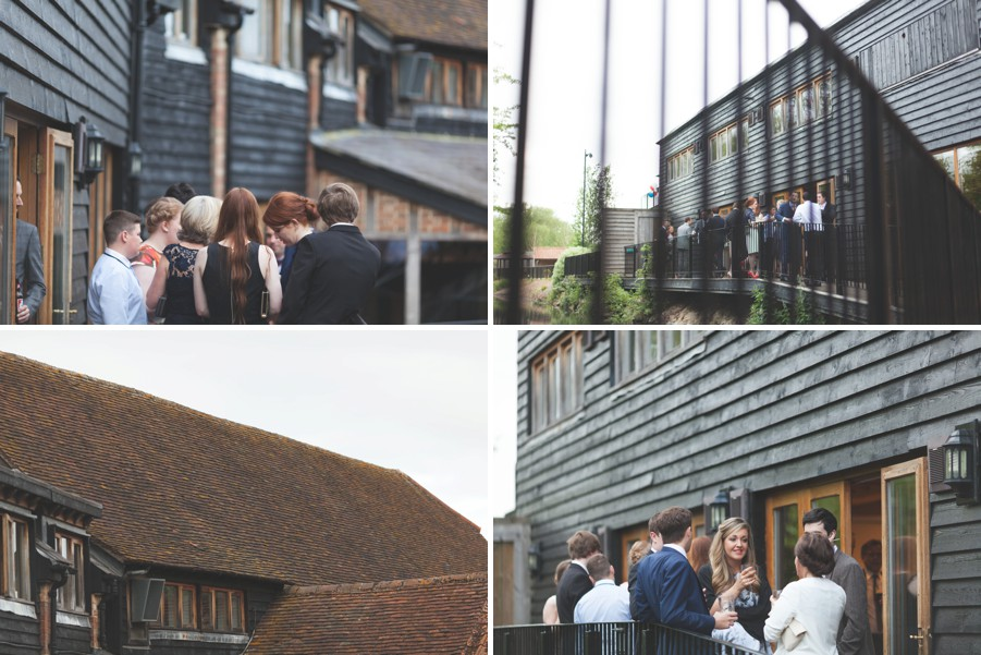 tythe barn wedding photos