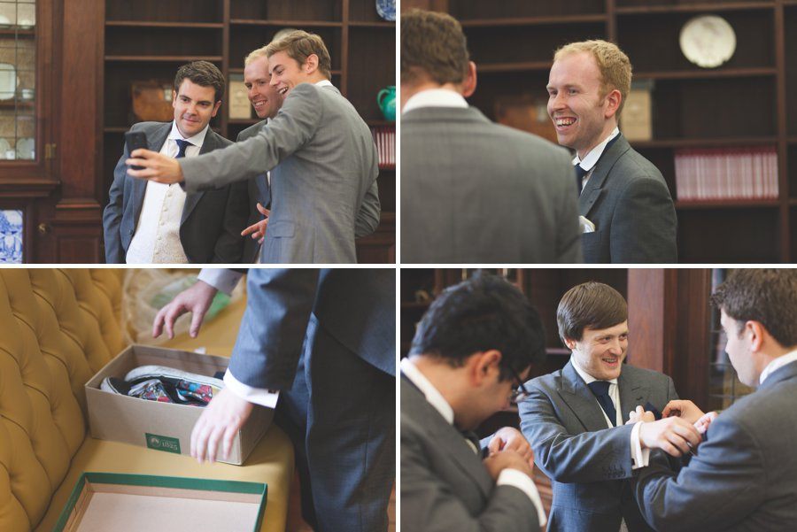 Queens College wedding photos