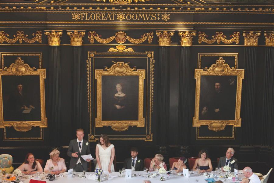 Queens College Cambridge wedding photographer