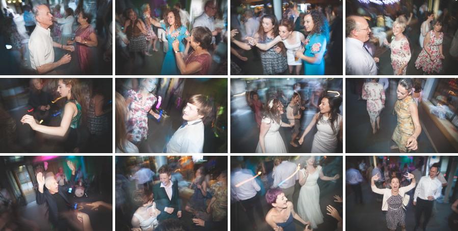 Queens College wedding