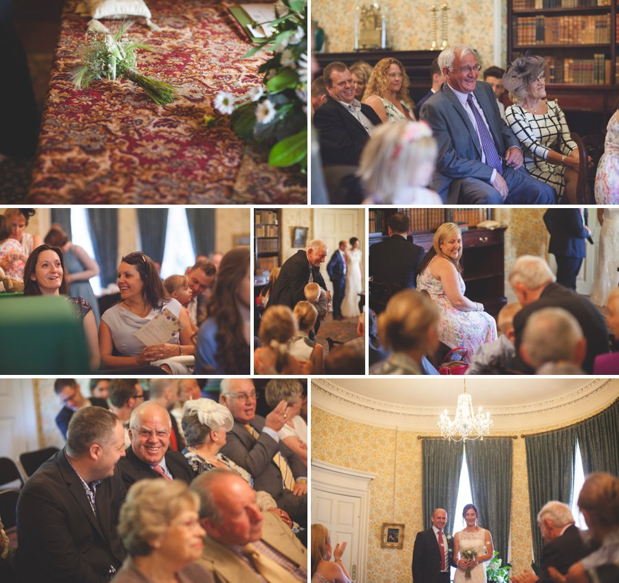 Peckover House Wedding