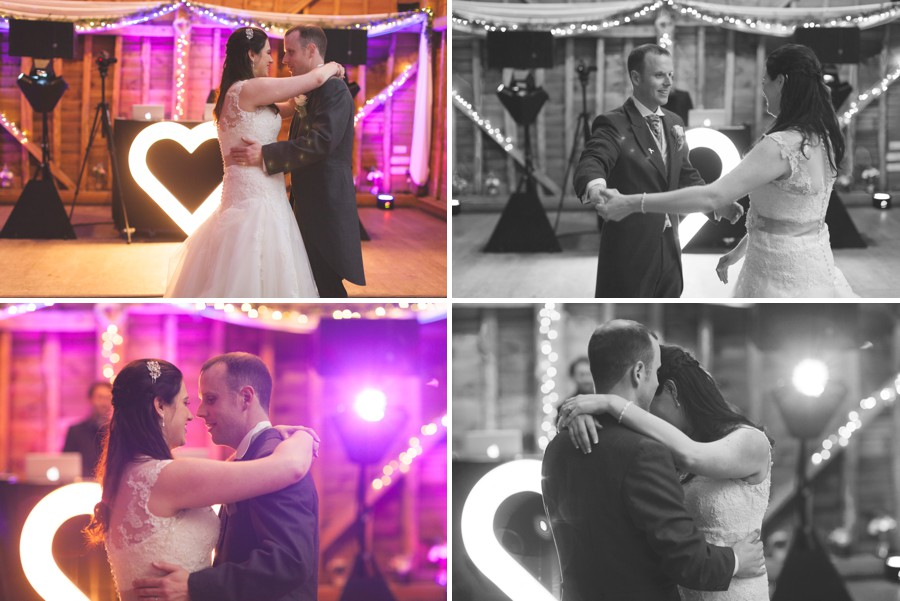 barn wedding photographers