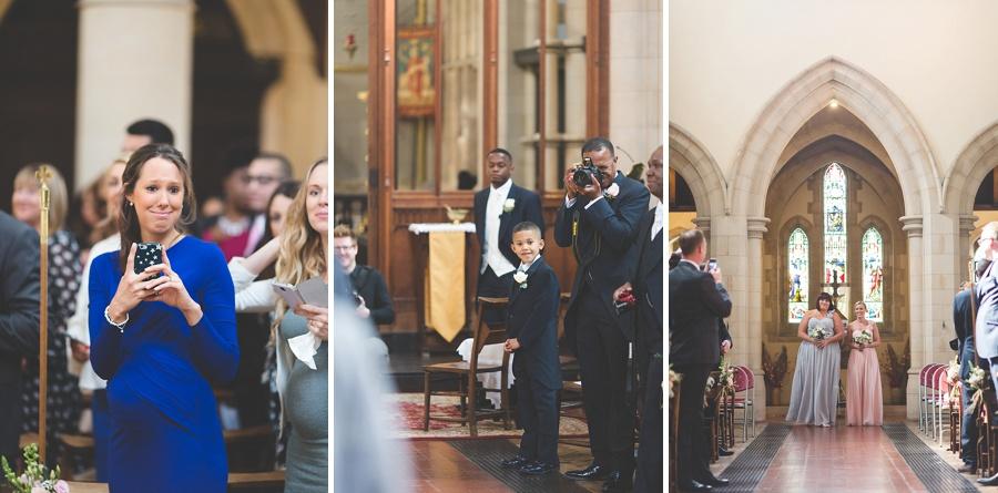 st john church wedding photography