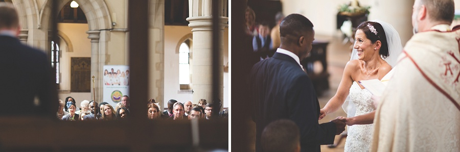 st john church wedding photographer