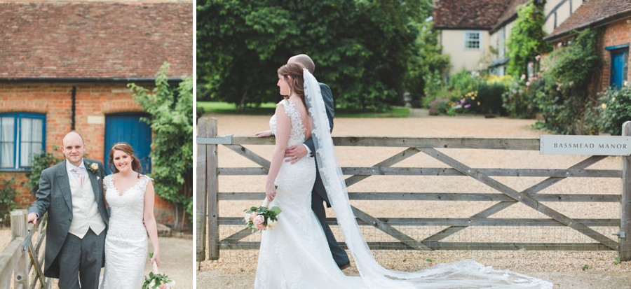 bassmead manor barn wedding photography