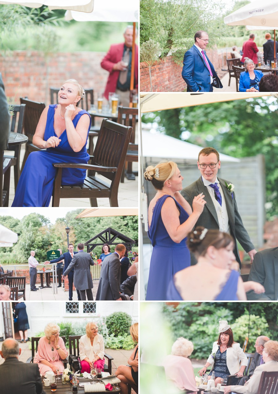 the barns hotel bedford wedding photography