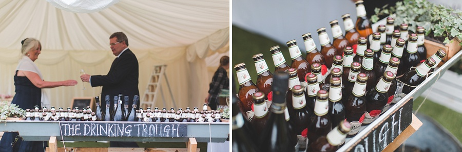 home marquee wedding photography bedfordshire