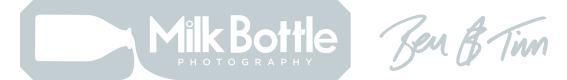 Milk Bottle Wedding Photography