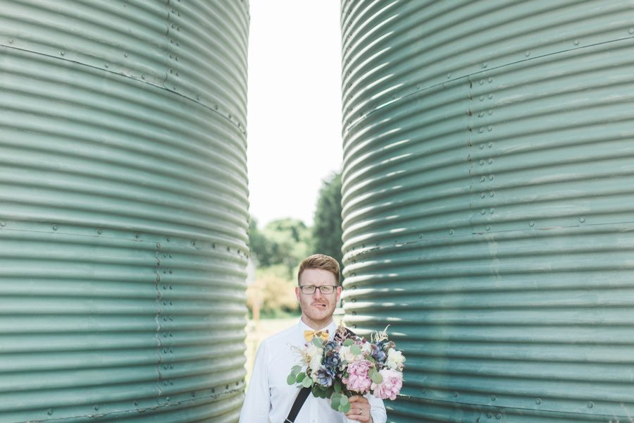 Wedding Photography Burliegh Hill Farm