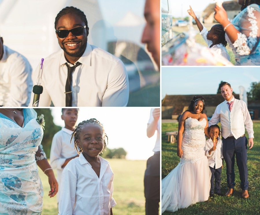 Burliegh Hill Farm Wedding Photography