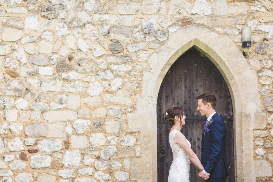 potton church wedding photography