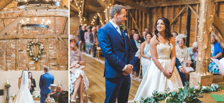 bassmead manor barn wedding photographers