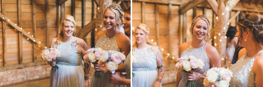 bassmead manor barn wedding