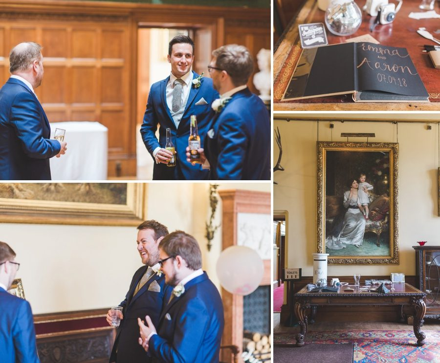Shuttleworth Mansion House wedding photography