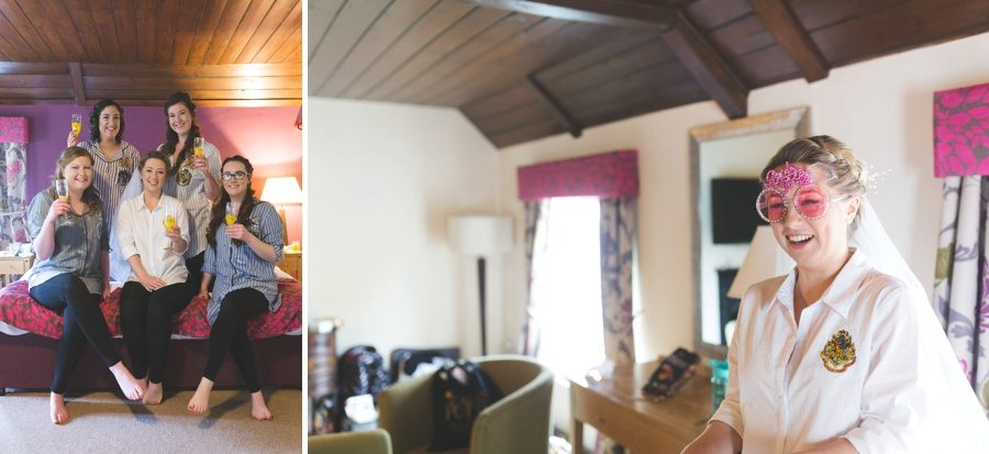 wedding photographer the barns hotel bedford