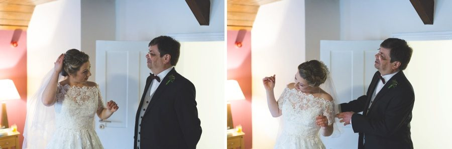 wedding photos the barns hotel bedford
