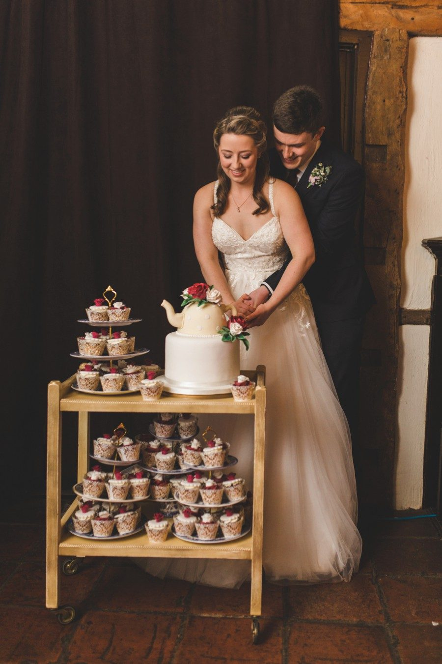 wedding at the barns hotel bedford