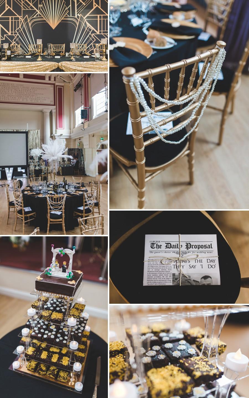 wedding photography haileybury college great gatsby theme wedding