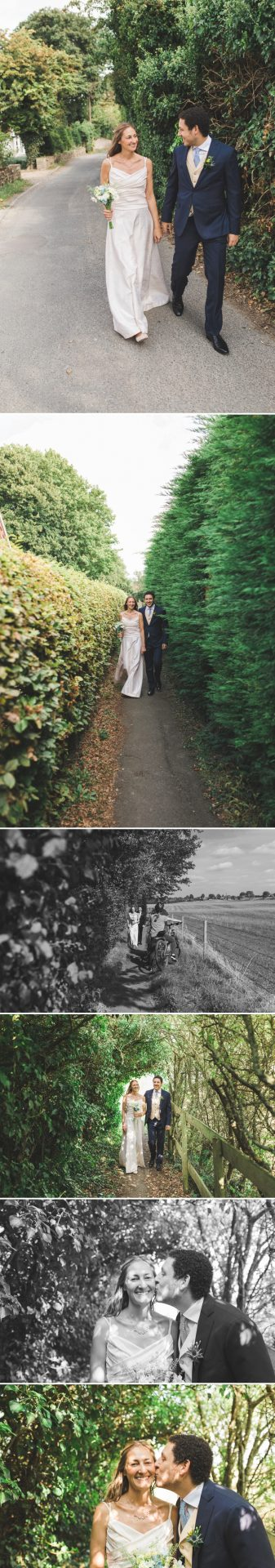 Wantage Garden Wedding Photography