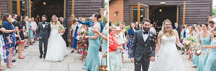 batemans barn wedding photography
