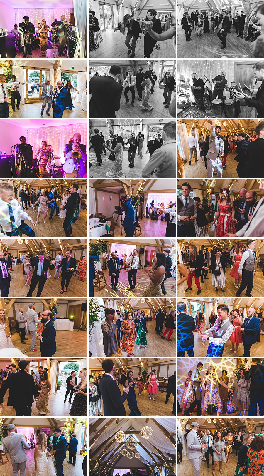 bassmead manor wedding photography with Submotion Orchestra