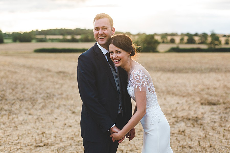 Edworth Manor Farm Wedding Photography