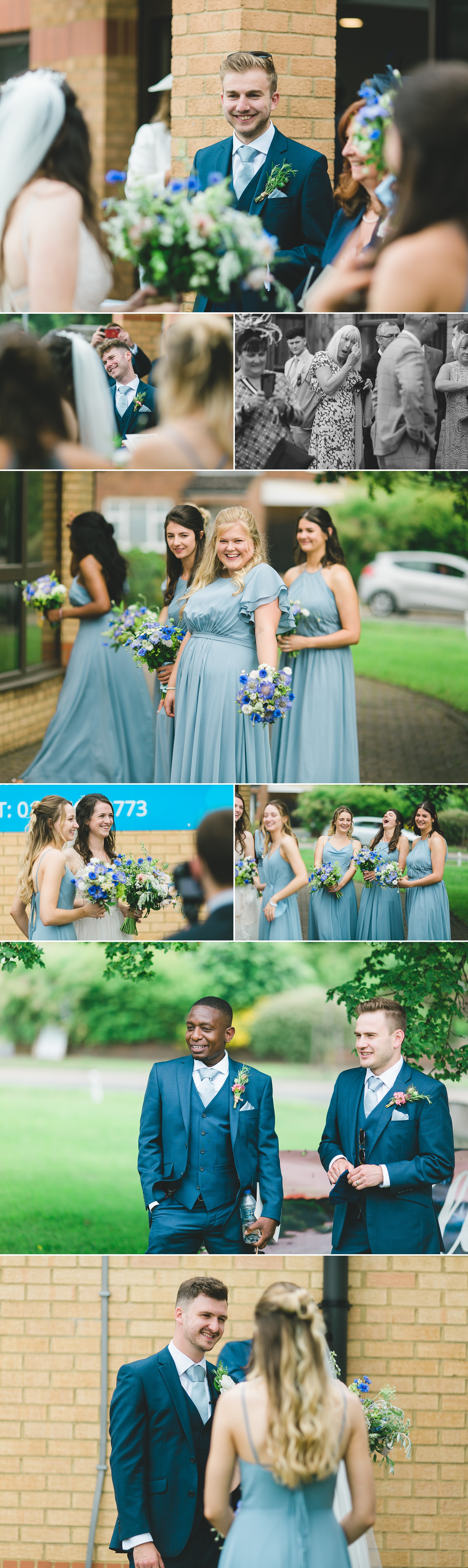 the priory little wymondley wedding photographs